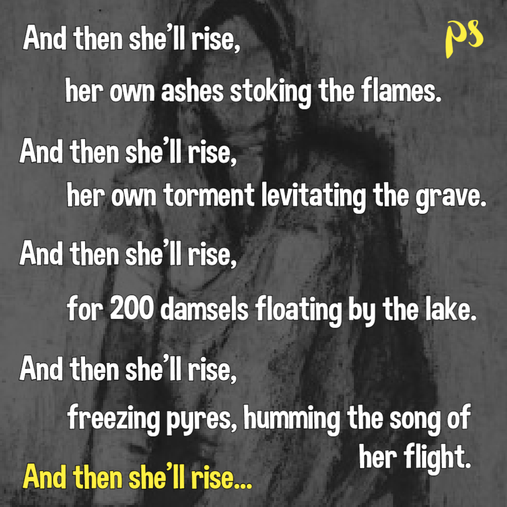 And Then She'll Rise by Pavani Sairam